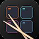 REAL PADS: ドラムパッドのDJになる - Androidアプリ
