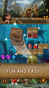 Jewels Atlantis: Match-3 Puzzle matching game 19 screenshots 1