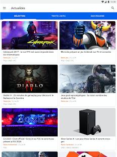 Jeuxvideo.com - PC et Consoles 5.0.3 Screenshots 7