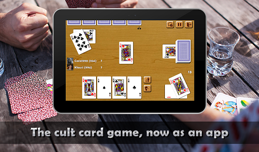 Schnapsen, 66, Sixty-Six - Free Card Game Online 2.94 screenshots 11