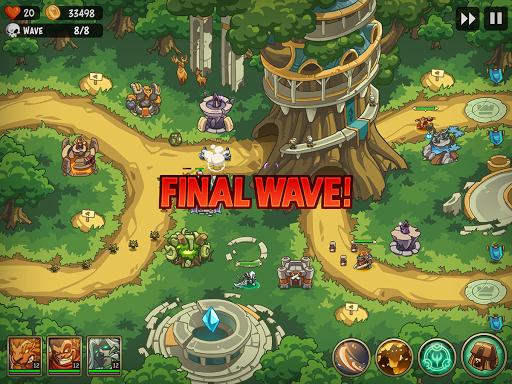 Empire Warriors Premium: Tower Defense Games  Screenshots 6