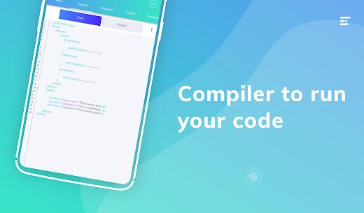 Learn CSS MOD APK (Pro Unlocked) 4