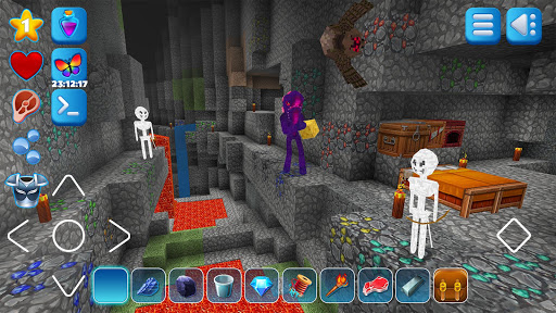 RealmCraft with Skins Export to Minecraft 5.0.5 screenshots 3