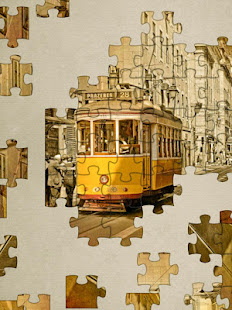 Jigsaw Puzzle Man Pro - the best free classic game