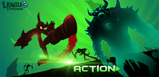 League of Stickman 2020- Ninja Arena PVP(Dreamsky)のおすすめ画像1