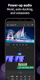 Adobe Premiere Rush — Video Editor Mod 1.5.56.1264 Apk [Unlocked] 5