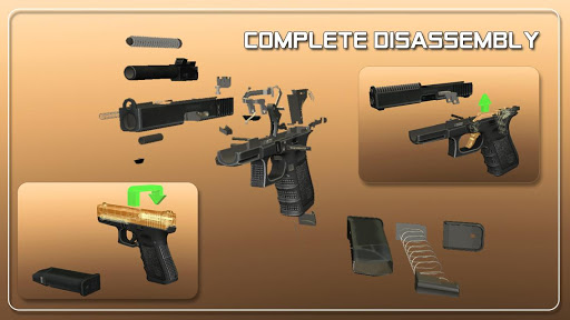 "Glockmeister's ""Build-A-GLOCK"" For PC Windows (7, 8, 10, 10X) & Mac Computer Image Number- 16"