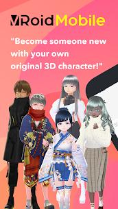 VRoid Mobile 1