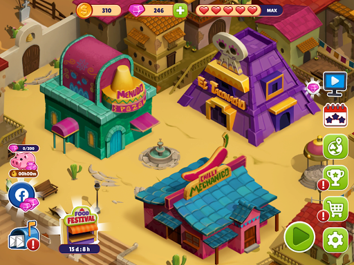 Cooking Fantasy: Be a Chef in a Restaurant Game apkmr screenshots 21