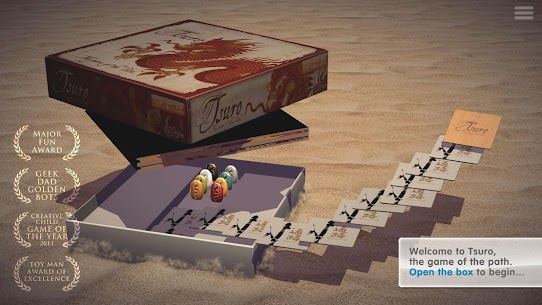 Tsuro – The Game of the Path 1.11.1 Apk + Mod 1