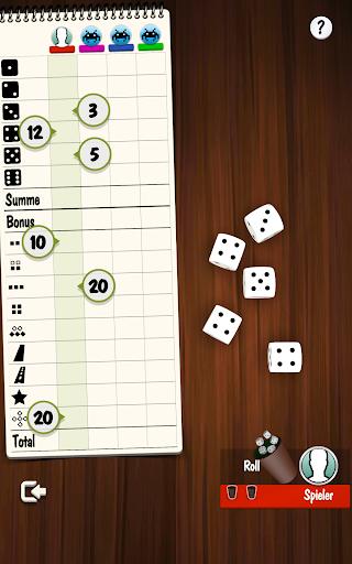 Yatzy Offline and Online - free dice game apktram screenshots 12
