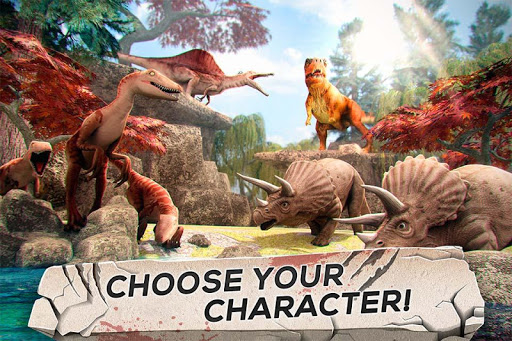 Jurassic Dinosaur Simulator 3D  screenshots 3