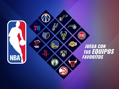 NBA LIVE Mobile Baloncesto Screenshot
