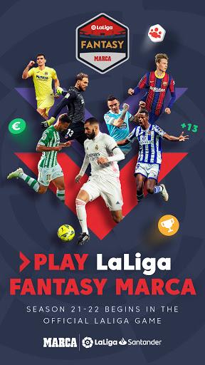 LaLiga Fantasy MARCAufe0f 2022: Soccer Manager 4.6.1.2 screenshots 1