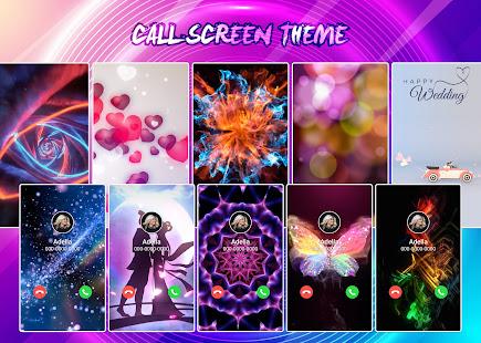 Color Call Flash - Call Screen Flash, Call Color