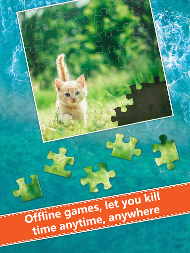 Jigsaw Puzzle Games - 2000+ HD Wallpaper Pictures 1.1.19 screenshots 11