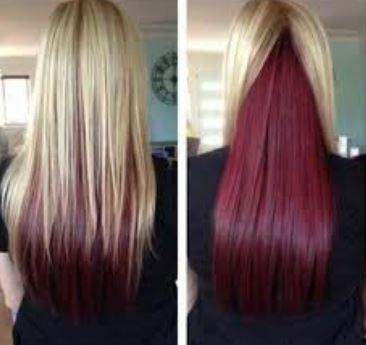 women's hair color idea gallery screenshot 3
