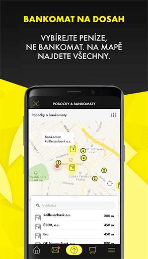 Mobilnu00ed eKonto Raiffeisenbank 3.9.2 Screenshots 6