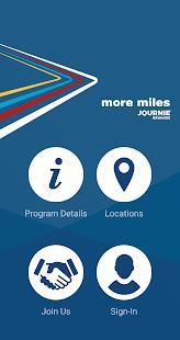 More Miles Journie Rewards