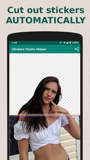Sticker Maker for WhatsApp  screenshots 2