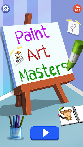 Happy Coloring Book Learn Paint : Coloring Games 0.10 pic 2
