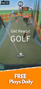 OneShot Golf 3