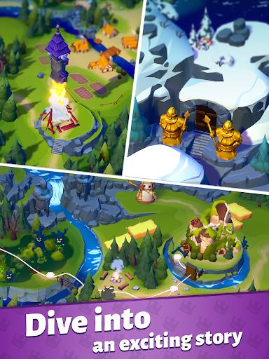 Merge Master u2013 Adventure Puzzle Apkfinish screenshots 14