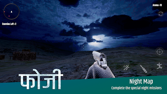 Faugi Veer : Indian Soldier 3d Shooter OFFLINE 5