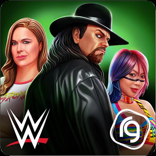 WWE Mayhem (mod Money) 1.38.126 mod