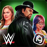 لعبة WWE Mayhem