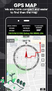Digital Compass for Android 18.8 Screenshots 2
