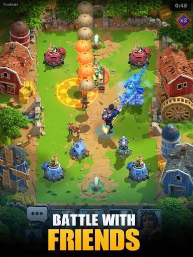 War Alliance - Realtime Multiplayer PVP  screenshots 10