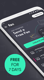 Fax App: Send fax from phone, receive fax for free