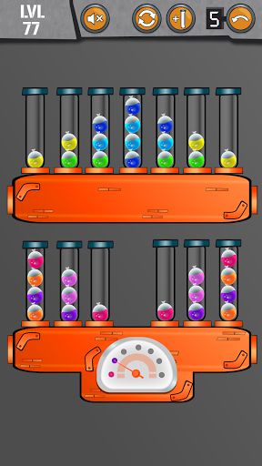 Balloons Sort Puzzle 0.82 screenshots 5