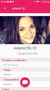 France Dating 1.0.10 APK screenshots 14