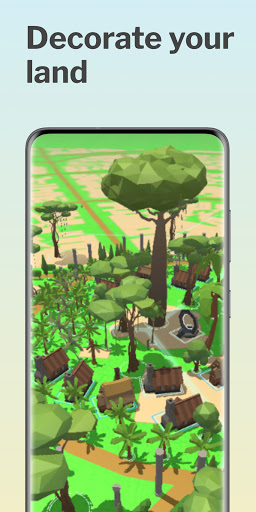 Plant The World - Multiplayer GPS Location Game screenshots 4
