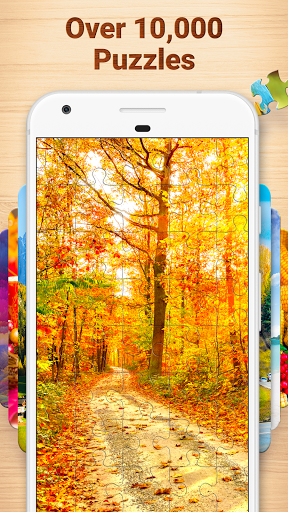 Jigsaw Puzzles - Puzzle Game modavailable screenshots 2