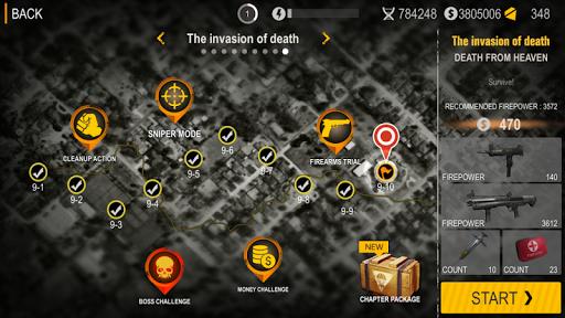 Death City : Zombie Invasion  Screenshots 4