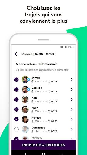 BlaBlaLines - Covoiturage Quotidien 5.4.0 Screenshots 3