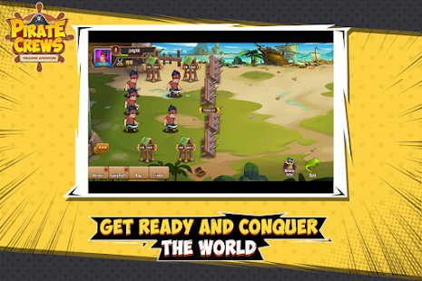 How to hack Pirate Crews: Treasure Adventure for android free