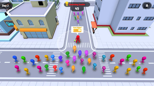 Move.io: Move Stop Move - Stickman Crowd 3D 0.0.56 screenshots 6