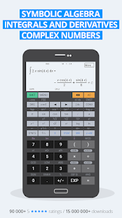 HiPER Scientific Calculator Screenshot