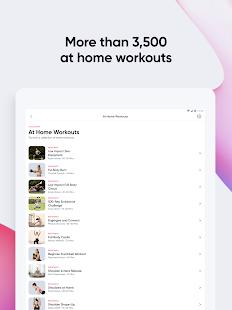 Sweat: Fitness App For Women screenshots 13