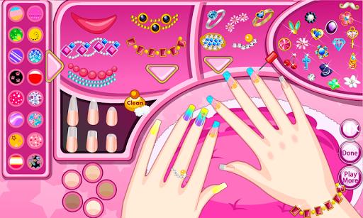 Fashion Nail Salon 6.4 Screenshots 3