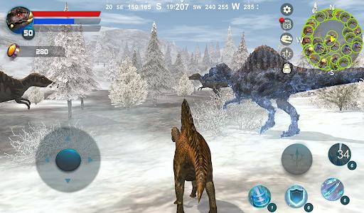 Ouranosaurus Simulator Apkfinish screenshots 10