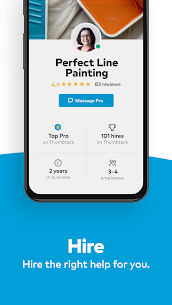 Thumbtack  Hire Pros – Cleaners, Handymen, Movers Apk Download 5
