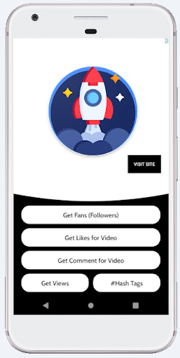 GetBoostTok: TikTok Boost Followers, Likes & Fans 3.1.0 screenshots 2