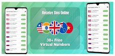 Online Virtual Number- Receive SMS Verificationのおすすめ画像3