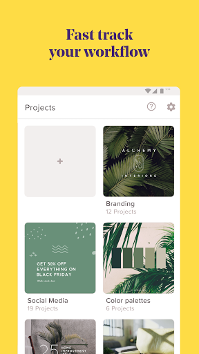 Over: Graphic Design, Photo Editor & Logo Maker  Screenshots 5