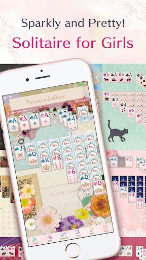 Princess*Solitaire - Cute! 3.5.7 screenshots 1